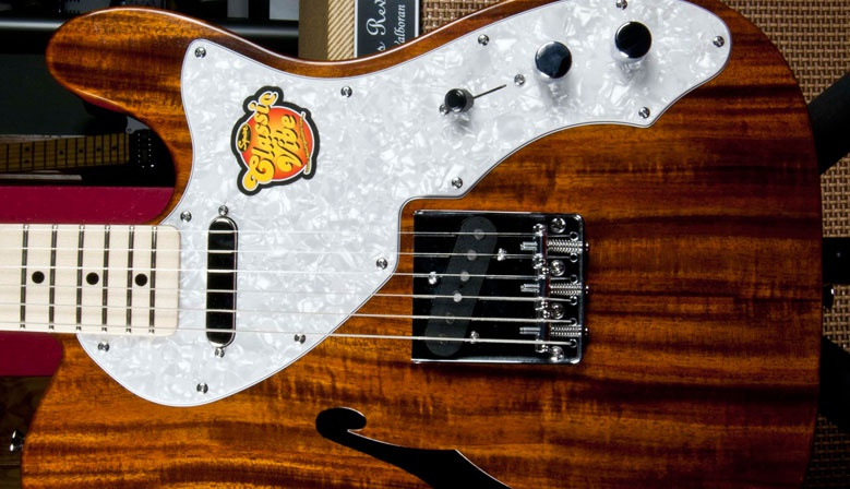 Fender SQ Thinline Classic Vibe